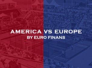 America vs Europe - Dag 1