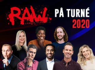 RAW på turné Gävle