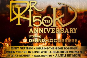 DR HOOK - 50TH ANNIVERSARY TOUR