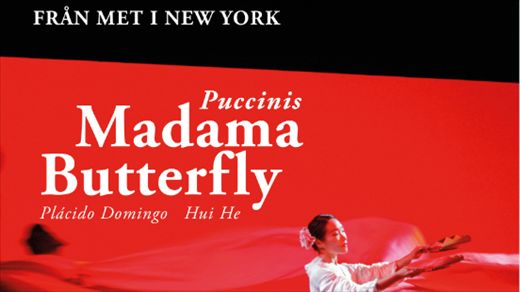Madama Butterfly - digitalsändning