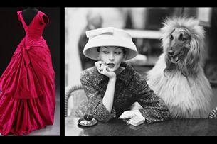 Intr�de & Specialguidning Balenciaga - Textilmuseet Bor�s