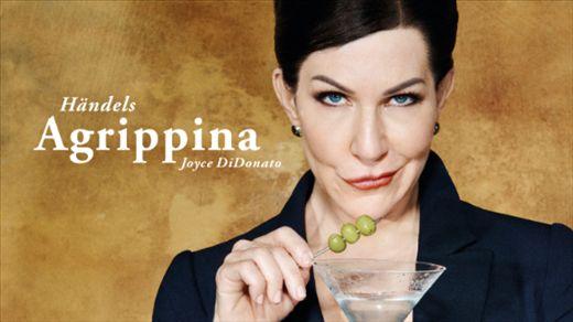 Agrippina - digitalsändning från metropolitan