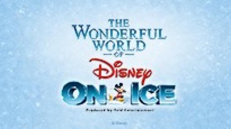 Disney On Ice 2019- The Wonderful World of Disney On Ice!
