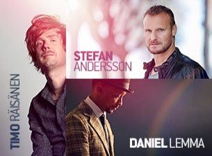 Stefan Andersson - Sommar Live