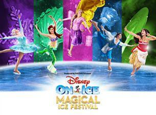 Disney On Ice presents Magical Ice Festival