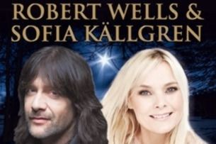 Jubileumskonsert Robert Wells & Sofia Källgren
