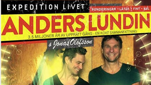 "Anders Lundin ""Expedition Livet"""