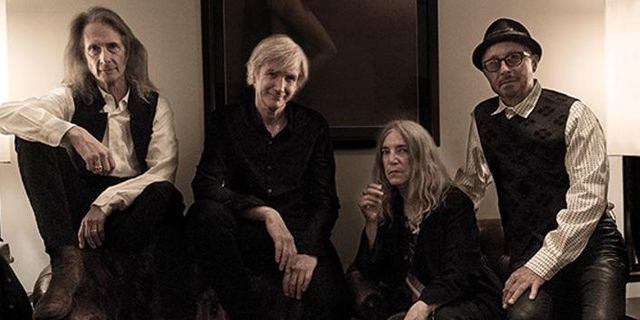 Patti Smith till Sverige