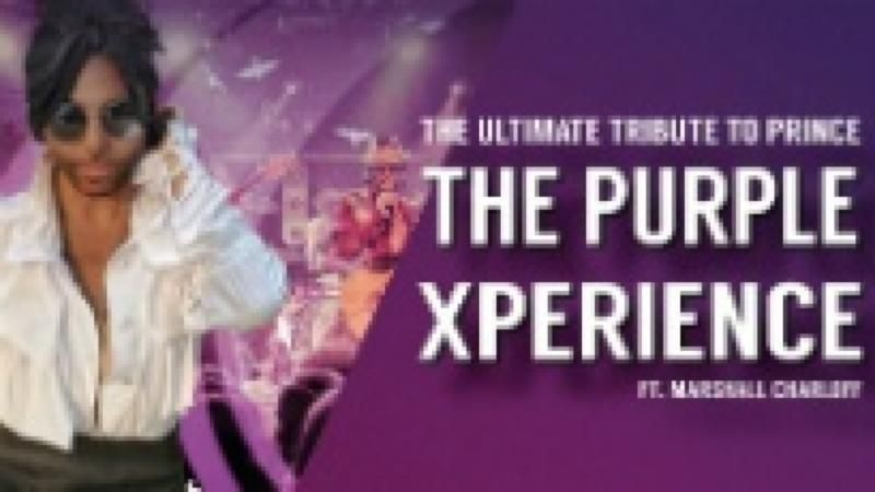 Prince Tribute - The Purple Xperience - Feat Marshall Charloff
