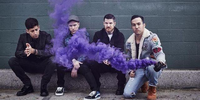 Fall Out Boy till Sverige