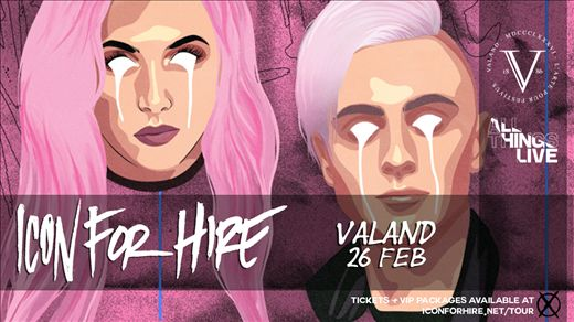 Icon For Hire + Support