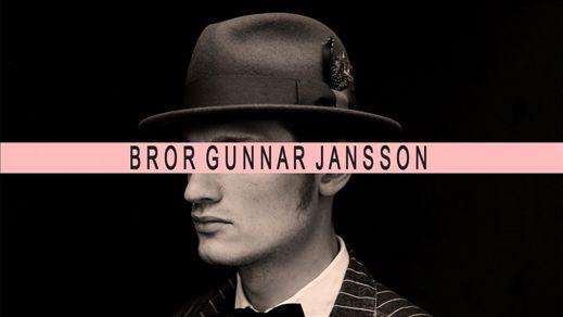 Bror Gunnar Jansson med band