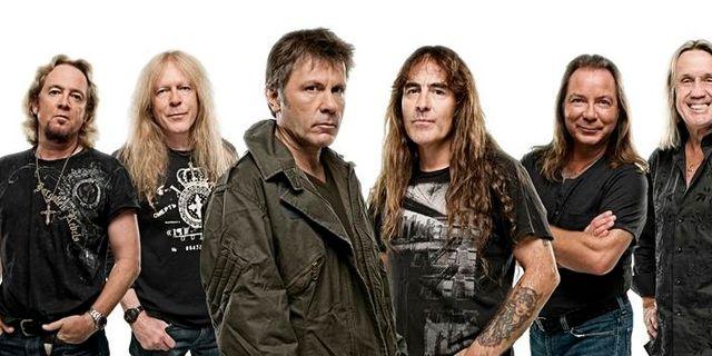 Iron Maiden till Sverige