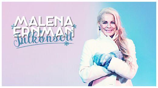 Malena Ernman -Julkonsert