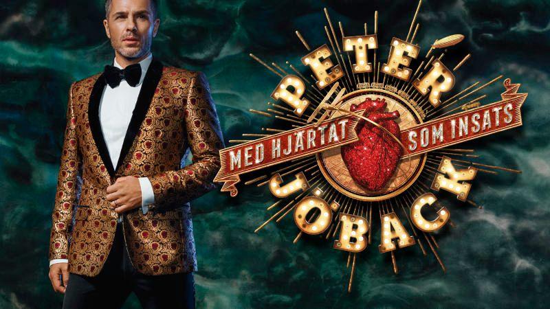 Peter Jöback - Med hjärtat som insats