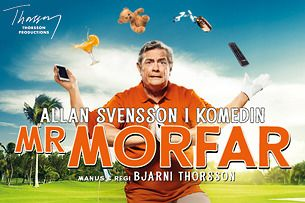 Mr Morfar med Allan Svensson