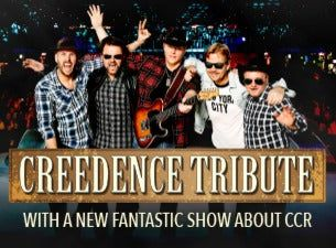 "Creedence Tribute - ""Rockin All Over The World Tour"" - FLYTTAS TILL 2021"