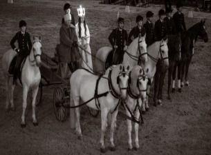 Luciakonsert med hästar och överraskningar