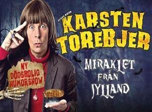 KARSTEN TOREBJER - MIRAKLET FRÅN JYLLAND