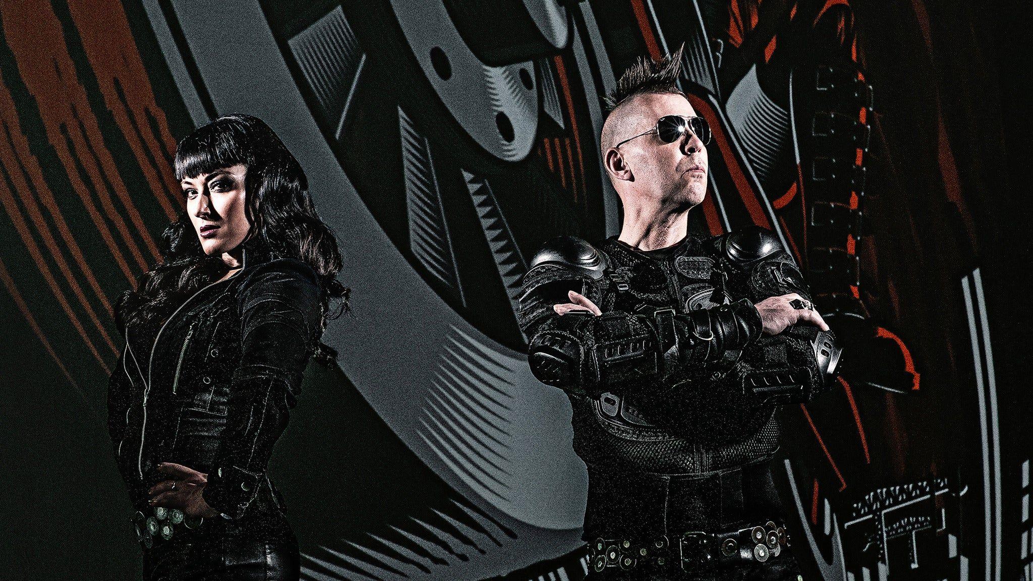 KMFDM + Jesus On Extasy + Morlocks