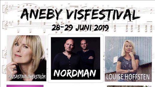 Aneby Visfestival 28/6 - 29/6