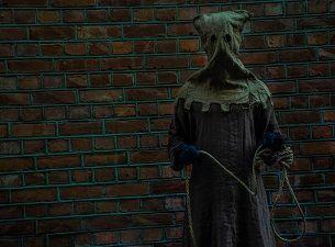 Spökvandring med skådespelare - Halloween