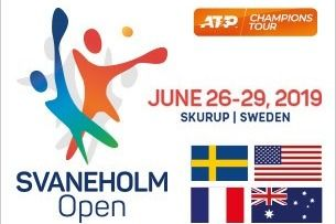 Svaneholm Open - ATP Champions Tour - Invigning