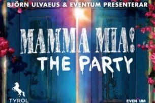 KRISTI HIMMELSFÄRDSDAG - MAMMA MIA! THE PARTY