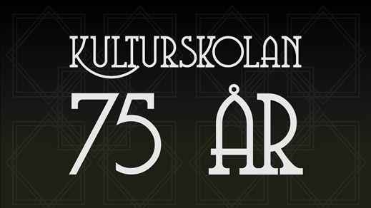 Galakväll med Partille Kulturskola 75 år