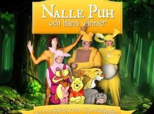 Nalle Puh och hans vänner