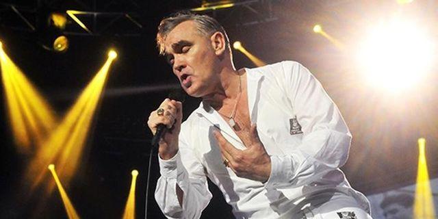 Morrissey till Sverige i sommar