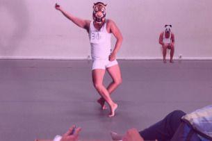 Möt koreografen Sebastian Lingserius i studion 17 okt kl. 17:00