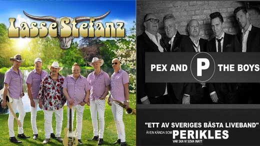 Lasse Stefanz & Pex n The boys HT21