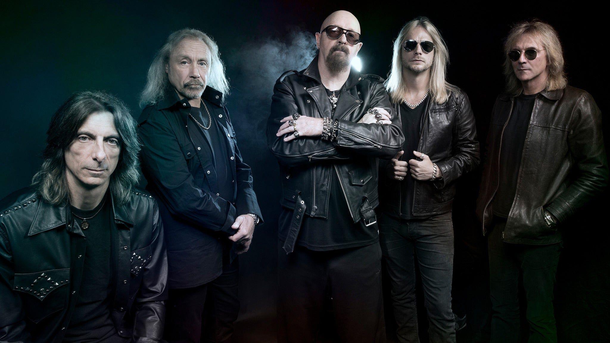 JUDAS PRIEST - 50 heavy metal years - Restaurangpaket & buffé
