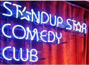 STANDUP STAR COMEDY CLUB med Jonathan Rollins (US) m.fl.