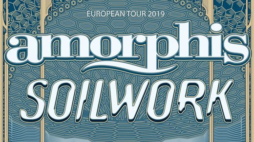 Amorphis / Soilwork + support