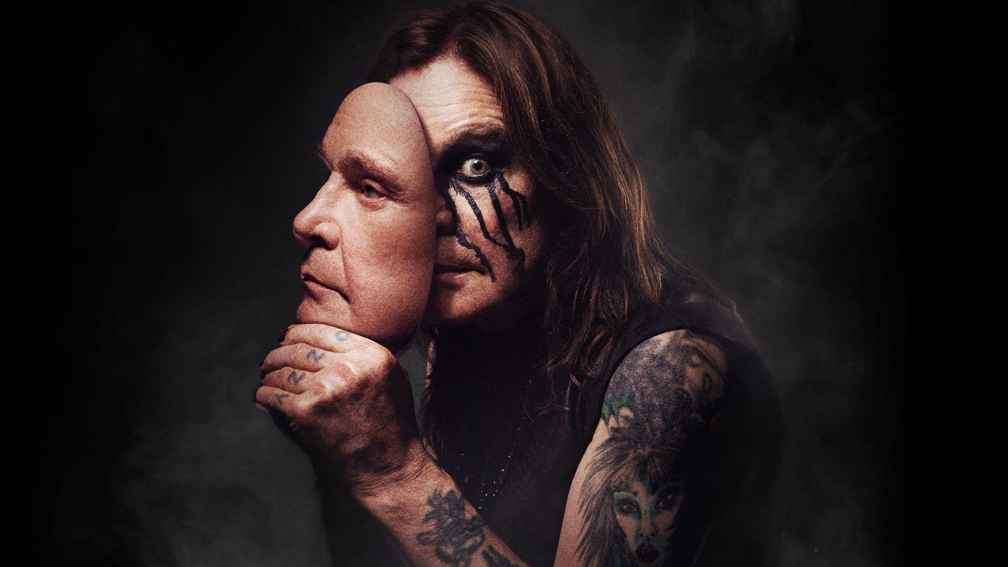 Ozzy Osbourne - NYTT DATUM