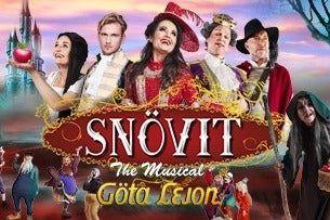 Snövit The Musical - Ett sagolikt musikaläventyr för hela familjen