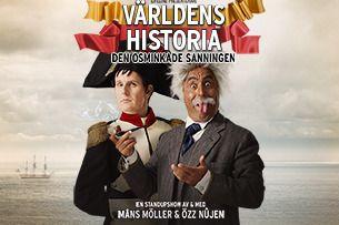 �zz N�jen & M�ns M�ller - V�rldens Historia