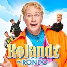 Robert Gustafsson med Rolandz på Rondo