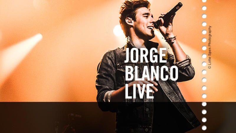 Jorge Blanco LIVE