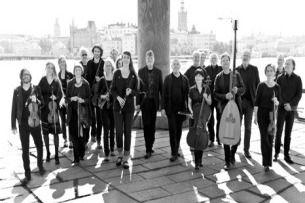 Messias 1786 av Georg Friedrich Händel -Svenska uruppföranden