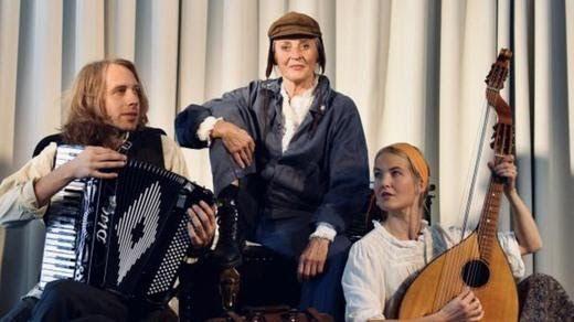 Soppteater – Bansai! – Ester Blenda Nordström, en