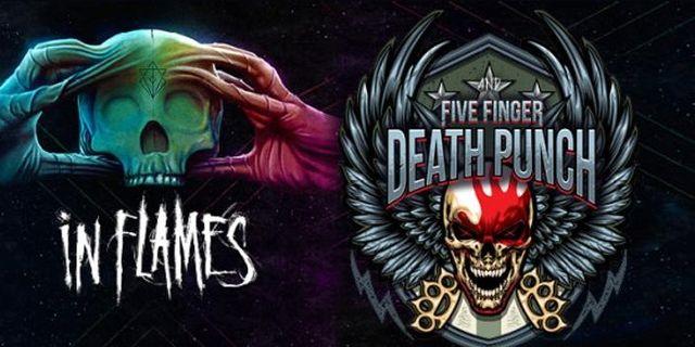 Metalgiganter gör konsert ihop