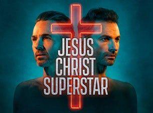 Jesus Christ Superstar - Menybiljetter