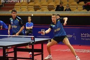 ITTF World Tour Swedish Open Championships (SOC)Onsdag
