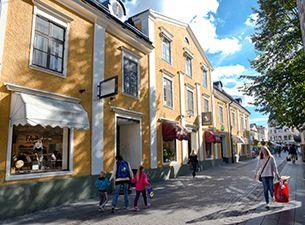 Linköpings innerstad och dess historia - Guidad vandring