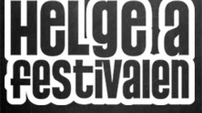 Helgeåfestivalen 2018 6-7 juli 2-Dagarsbiljett