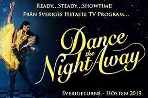DANCE THE NIGHT AWAY - JASMINE TAKÁCS & AARON BROWN