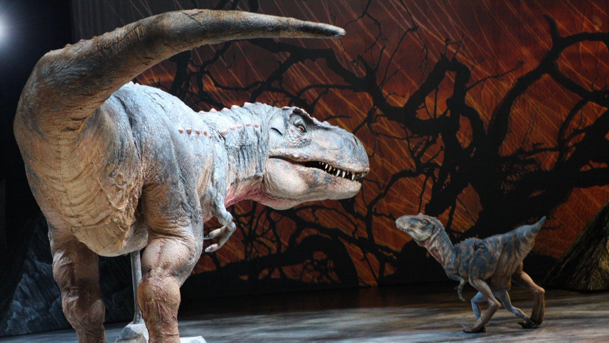 Biljetter Till Walking With Dinosaurs The Arena Spectacular Malmö